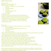 Matcha Choco Cupcakes Recipe by Randomnobody