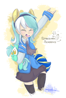 Starswirl Academy - Senpai Noticed Me!! by MeloDenesa