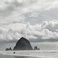 Oregon Coast by humanprotocoldroid