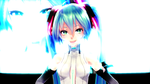 [MMD] Gangnam Style - TDA Hatsune miku append by caio4856