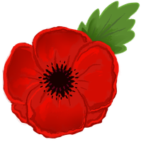Wear A Poppy by ArtSquirrel