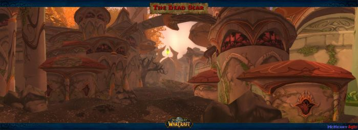 WoW - The Dead Scar by mchenry