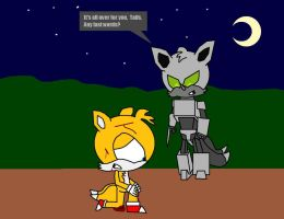 Tails vs Topspin by Deceptihog001