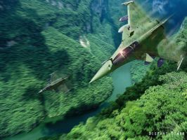 Amazon Rafale by Distantstarr