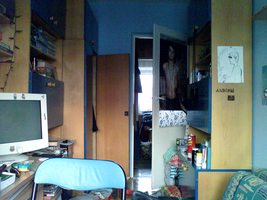 my room.. by mirbiggles