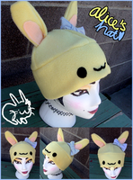 Alice's Hat by Butterscotch-Llama