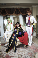 Code Geass: Checkmate by Akusesu