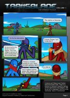 TRANSBLADE : The Crimson Rogue : Page 1 by Nhazul-Anims