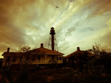 Old Lighthouse by manatee-images