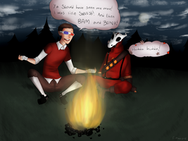 Campfire by Ful-Fisk