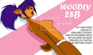Boobchart -Ms. WOODLY- by ShoNuff44