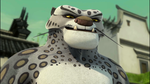 Tai Lung in LoA by Betabel1001