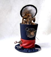 Tiny Top Hat: Steam Punk Mechanic by TinyTopHats