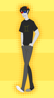 Sollux Captor by soudas