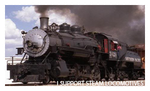 I Support Steam Locomotive stamp by JulianKoehler3751