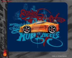 Hot Wheels Urban 1 by 13THFLOOR-DESIGN
