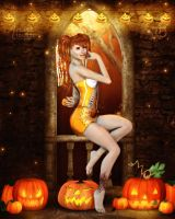 Pun'kin Passions by RavenMoonDesigns
