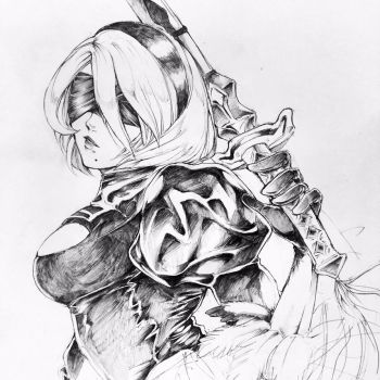 Nier that is unfinished by pixu-ru