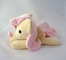 Fluttershy beanie by PlanetPlush