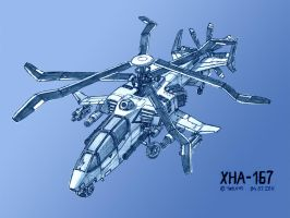 XHA-167 by TheXHS