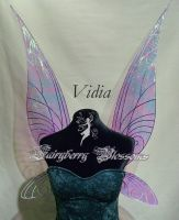 Vidia Disney Inspired Fairy Wings by FairyberryBlossoms