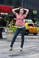 New York Moll stock 9 by Random-Acts-Stock