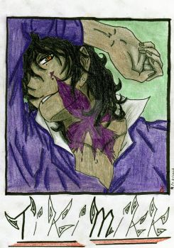 My Tyki Mikk Picture by DragonHeartLuver