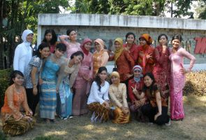 A Lot Of Kebaya Those Day by Wilwatikta