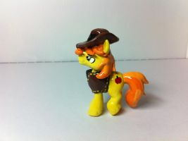 My Little Pony Custom Blindbag: Braeburn by CJEgglishaw