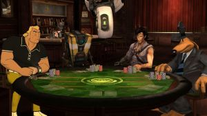 1001 Video Games: Poker Night at the Inventory 2 by Regulas314