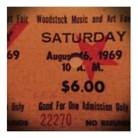 ticket by LeaHenning