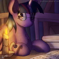 Twilight Sparkle by Silverfox057