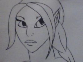 Anime Elf by Dylan367