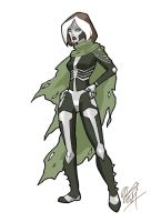 Rogue As Famine by Inspector97 by singory