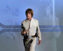 Luke Skywalker ESB Version 2 by 1darthvader