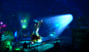 The Glow Of the Trine by Spazzybunny108