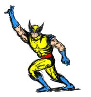 WoooYeah-Wolverine by Crystal-Abyss