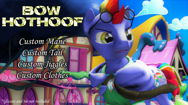 Bow Hothoof (Model DL) by natorni