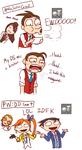 Ace Attorney 5: They cut some stuff, yo by Pandadrake