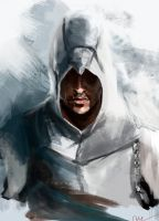Altair by WisesnailArt