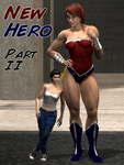 New Hero Pt2 by willdial