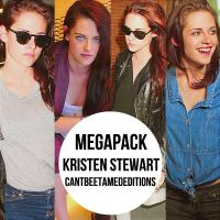 +MEGAPACK Kristen Stewart. by CantBeeTamedEditions