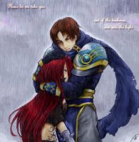 LoL - [Katarina x Garen]  Lullaby by ShiNaa
