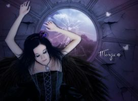 Fallen Angel by Marjie79