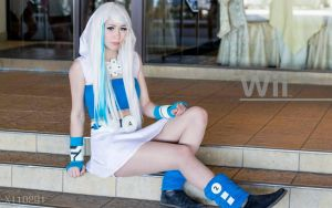 Humanoid Consoles - Wii by GreenTea-Cosplay