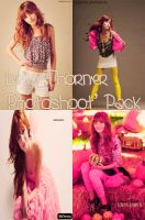 Bella Thorne Photoshoot Pack by JavithaEditions
