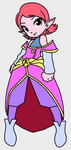 Supreme Kai of Time, Bleedman style by Death-Driver-5000