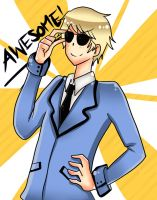 Mr. Awesome by THE-L0LLIP0P