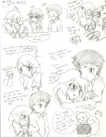 iCarly Doodles 16 by Kurofaikitty