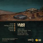 Leave me Out - CD back cover by d-torres